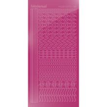 Find It Trading Hobbydots sticker - Mirror - Pink STDM18F