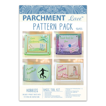 Parchment Lace Pattern Pack – Hobbies 436455