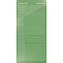 Find It Trading Hobbydots sticker - Mirror - Green STYLE 9  STDM09C