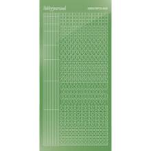 Find It Trading Hobbydots sticker - Mirror - Green STYLE 9  STDM09C