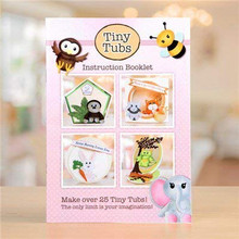 Tiny Tubs Instruction Booklet