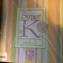 Super K 12x12 Printed Papers