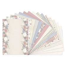 Hunkydory- Rosy Recollections Luxury Card Inserts ROSY102