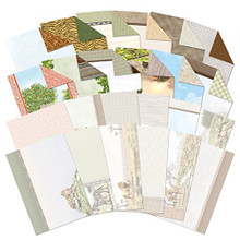 Hunkydory Wild at Heart & Woodland Wonder Inserts & Paper Pack WILDWONDER102