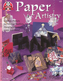 Paper Artistry: Creative Projects for Folding Booklets, Hanging Ornaments, Cards, and More McNeill, Suzanne