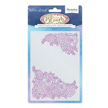Hunkydory Moonstone Embossing Folder- in Full Bloom- Where Flowers Bloom MSTONE705