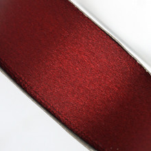 25 yd 3/4 in Satin Ribbon- Burgundy