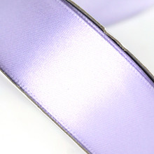 25 yd 3/4 in Satin Ribbon- Lilac