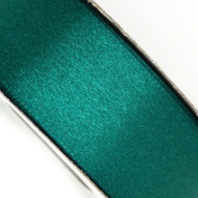 25 yd 3/4 in Satin Ribbon- Emerald