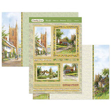 Hunkydory Country Days- Village Life Luxury Topper Kit DAYS902