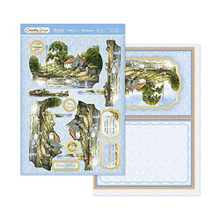 Hunkydory Country Days- River Cottage Deco Large Kit DAYSDEC902
