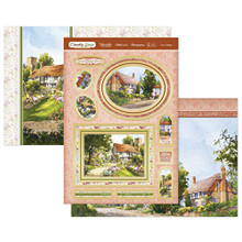 Hunkydory Country Days- Cosy Cottage Luxury Topper Kit DAYS901