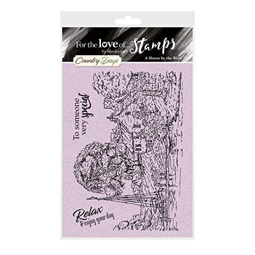 Hunkydory Crafts for The Love of Stamps Kindred Spirits FTLS306
