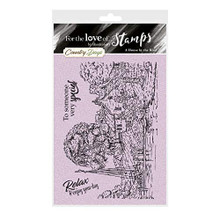 Hunkydory Crafts for The Love of Stamps - A House by The River FTLS379