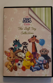 Tattered Lace My Craft Studio -- The Soft Toy CollectionCD-ROM