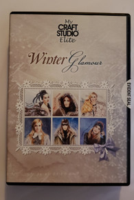 Tattered Lace My Craft Studio -- Winter Glamour CD-ROM