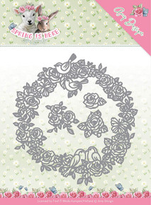 Find It Trading Amy Design Spring is Here Die-Circle of Roses