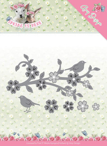 Find It Trading Amy Design Spring is Here Die-Blossom Branch