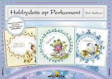 Find It Trading Hobbydots Booklet 116 - Hobbydols 116 - Martine Rippe - Patterns & Ideas - Dutch