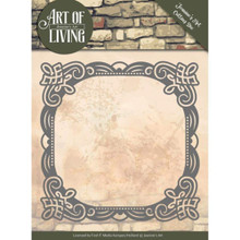 Find It Trading Jeanine's Art of Living Die Frame  JAD10053