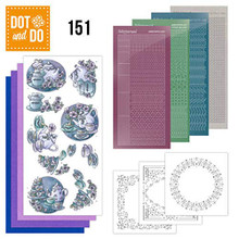 Find It Trading Dot and Do Teatime DODO151 Hobbydots Card Set