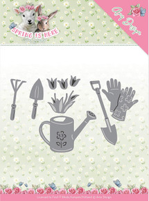 Find It Trading Amy Design Spring is Here Die-Garden Tools