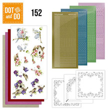Find It Trading Dot and Do Spring is in The Air DODO152 Hobbydots Card Set