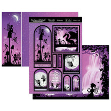 Hunkydory - Once Upon A Twilight - A Magical World Luxury Topper Set