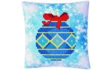 Diamond Dotz DDP2.020 Mini Pillow Bauble Blue