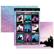 Hunkydory - Once Upon A Twilight - in a Land Far Far Away Topper Set