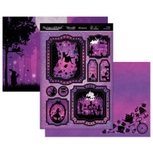 Hunkydory - Once Upon A Twilight - Twilight Wonderland Topper Set
