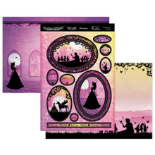 Hunkydory - Once Upon A Twilight - The Fairest One of All Topper Set