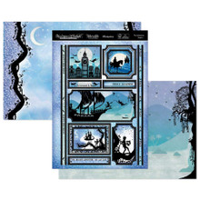 Hunkydory - Once Upon A Twilight - The Adventure Begins Topper Set