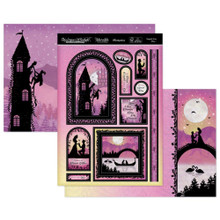 Hunkydory - Once Upon A Twilight - Happily Ever After Topper Set