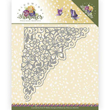 Find It Trading Precious Marieke Blooming Summer-Blooming Corner Die Set PM10155
