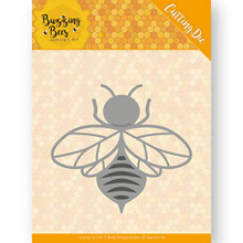 Find It Trading Jeanine's Art Buzzing Bees- Buzzing Bee Cutting Die Set JAD10072