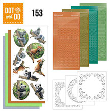 Find It Trading Dot and Do Wild Animals kit DODO153