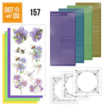 Find It Trading Dot and Do Red Flowers kit DODO158