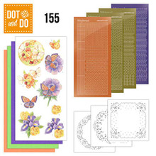 Find It Trading Dot and Do Delightful Flowers kit DODO155