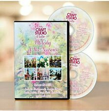 My Craft Studio Elite Melody of the Seasons CD-ROM