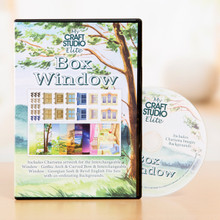 My Craft Studio Elite Box Window CD-ROM