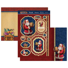 Hunkydory 'TWAS The Night Before Christmas Luxury Topper Set- A Gift for You TNB901