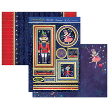 Hunkydory Christmas in Style Luxury Topper Set- The Nutcracker- ELEG19-910