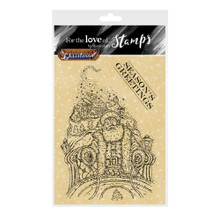Hunkydory for The Love of Stamps A6 Clear Stamps- A Special Delivery FTLS443