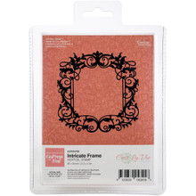 Couture Creations C'est La Vie Hotfoil Stamp- Intricate Frame