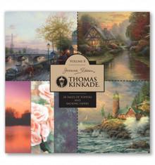 Joanna Sheen's & Thomas Kinkade Pad 8