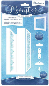 Hunkydory Moonstone Cutting Dies Set- Frame Creations MSTONE102