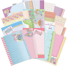 Hunkydory Golden Oldies - Adorable Scorable Cardstock A4 AS215