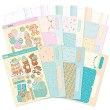 Hunkydory Birthday Bears Concept Card Collection BEARS101