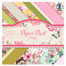 Ursus Paper Pack Sweethearts, Sheet Assorted
